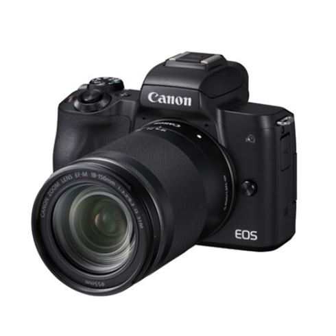 EOS M50 zwart + 18-150mm IS STM