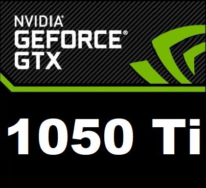 GeForce GTX 1050 (Ti)