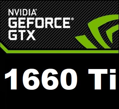 GTX 1660 (Ti)