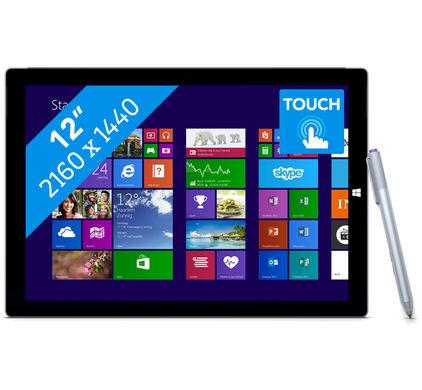 Surface Pro 3 Core i3