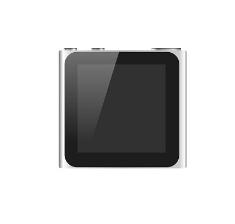 iPod Nano<br>(6e generatie)