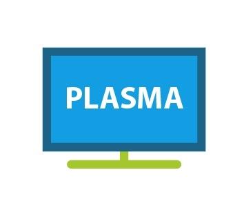 Televisie Plasma TV