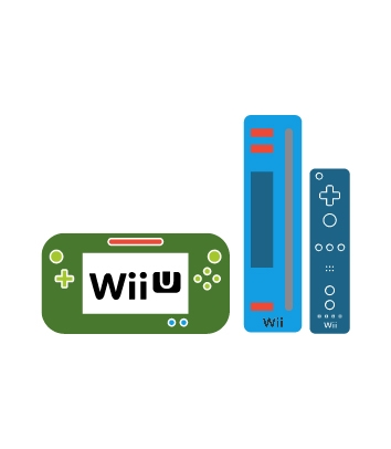 Spelcomputer Nintendo Wii U